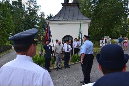 Oslavy 65. výročí založení JSDH Tři Studně dne 5.7.2018